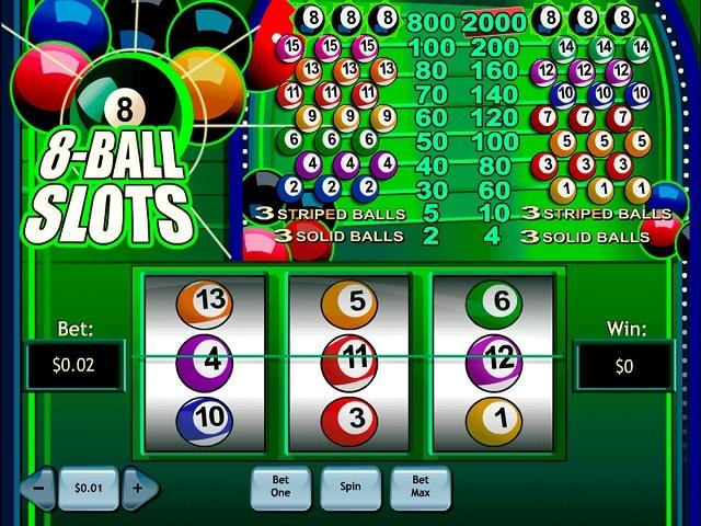8 Ball Slots Slot