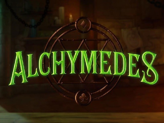 Wonder no more as Alchymedes by Yggdrasil takes you into a magical room filled with chemical delights with gameplay as innovative as the design.There's no Free Spins or Scatters in sight, but instead a very clever double payline, the coolest wildcard you'll see, random bonuses and the opportunity to play each level in one of 5 ways/5(26).