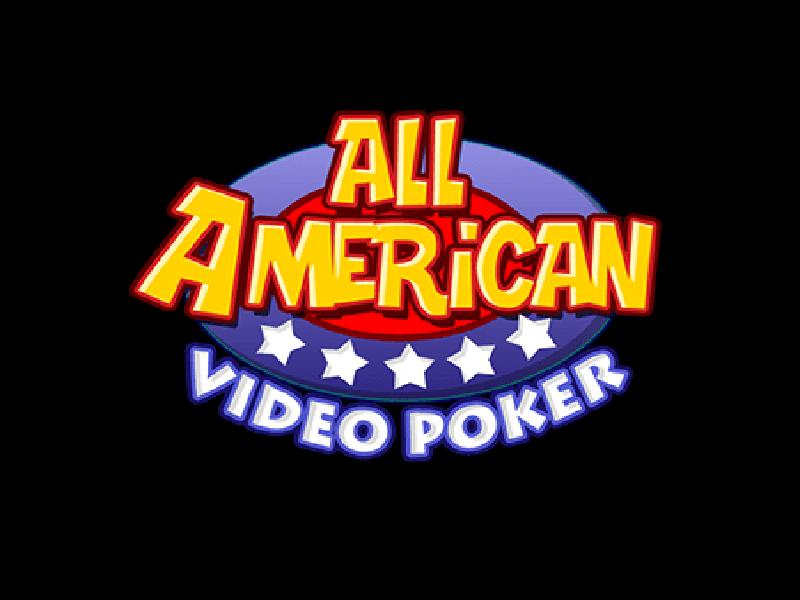 All American Video Poker Slot