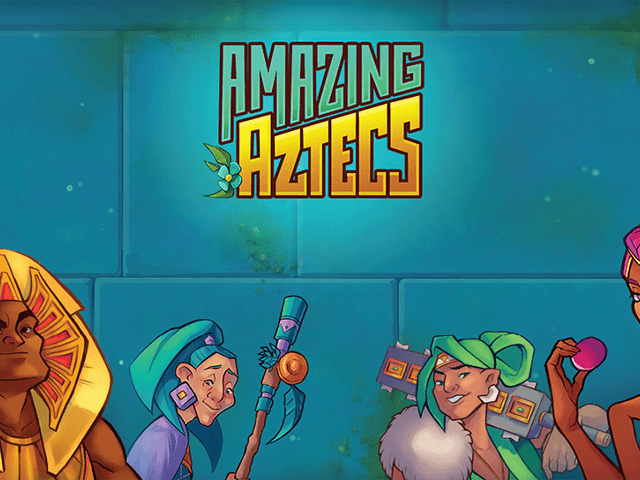 Amazing Aztecs by Microgaming Slot