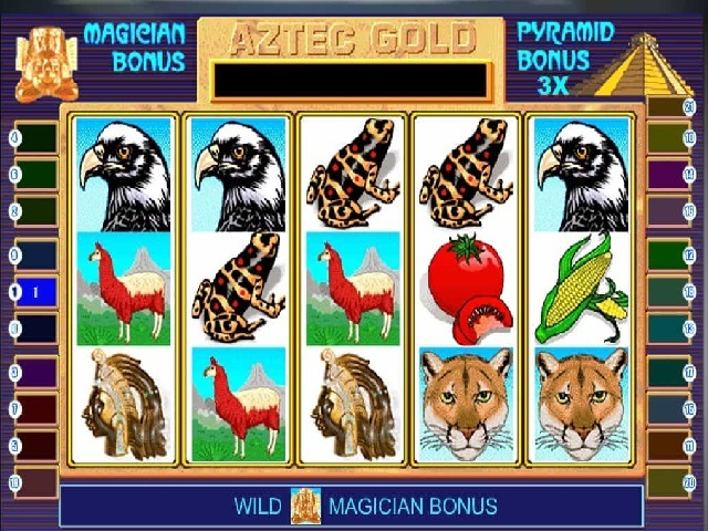 Aztec Gold Slot