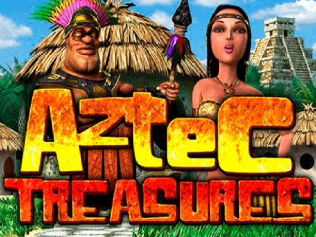 Aztec Treasures 3D Slot