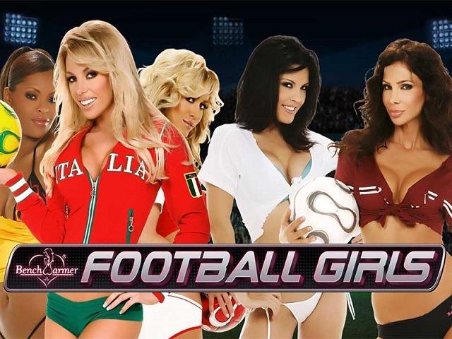 Benchwarmer Football Girls Slot