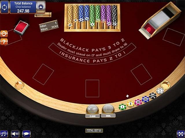 Blackjack Classic Slot