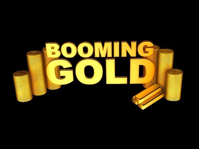 Booming Gold Slot