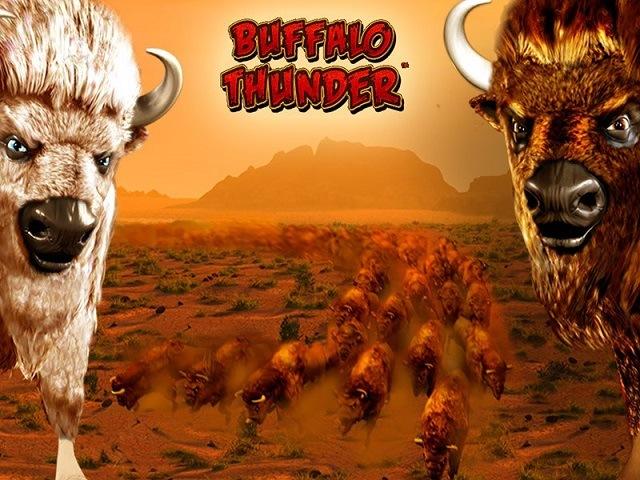 Buffalo Thunder Slot