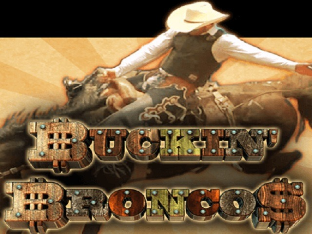 Bunkin Broncos Slot