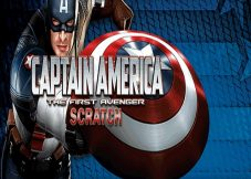 Captain America – The First Avenger Scratch