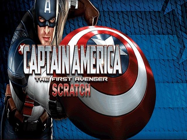 Captain America - The First Avenger Scratch Slot