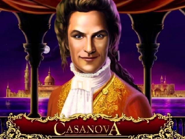Casanova Slot