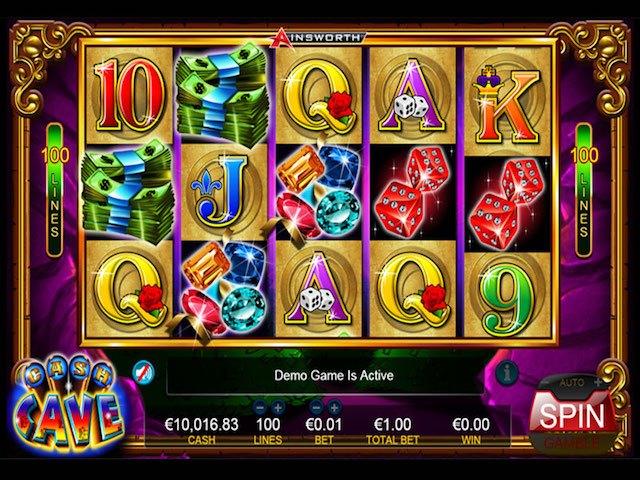 Cash Cave Slot