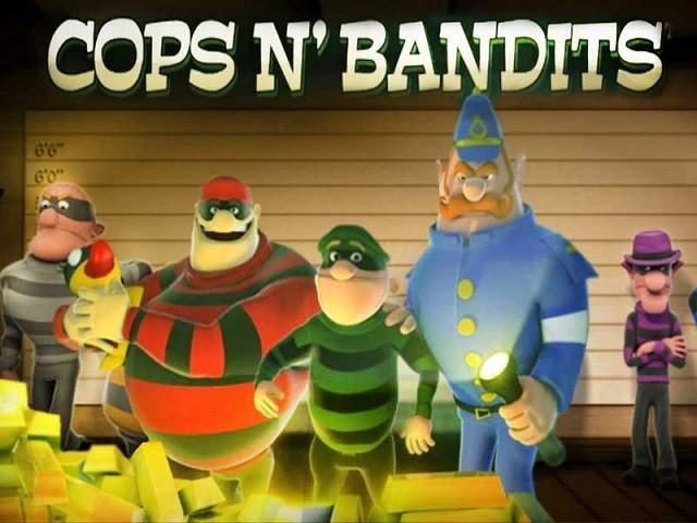 Cops N' Bandits Slot