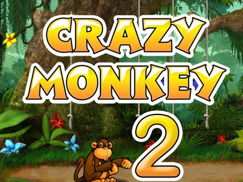 Crazy Monkey 2 Slot