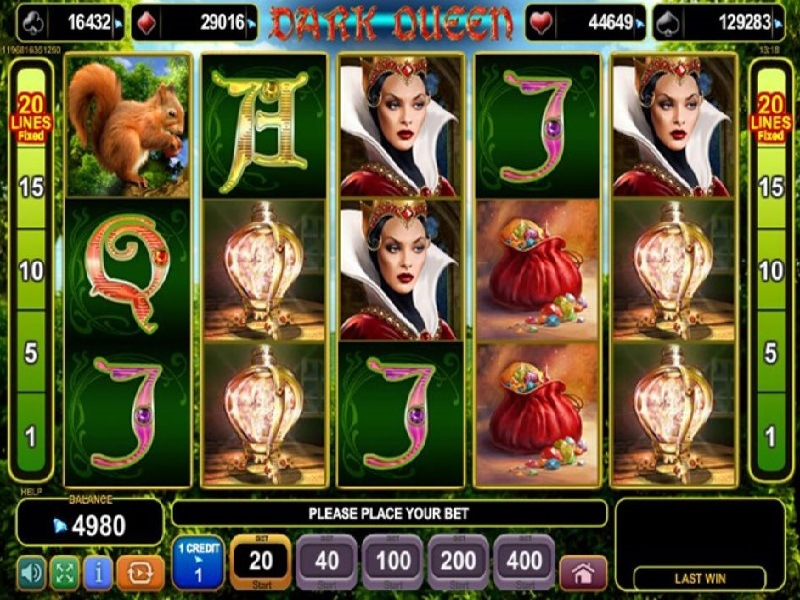 Dark Queen Slot