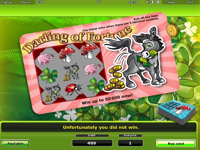 Darling Of Fortune Slot