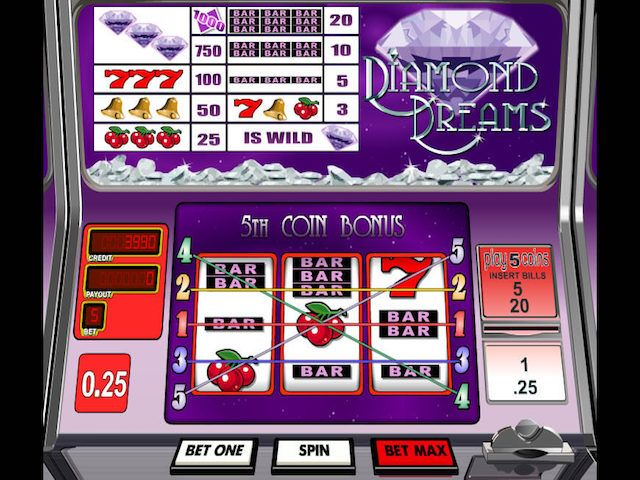 Diamond Dreams Slot