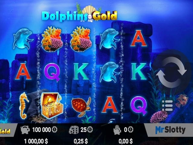 Dolphins Gold Slot