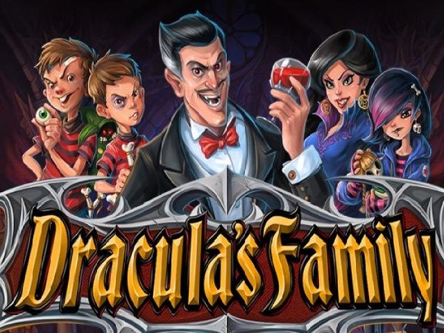 Dracula's Family Slot