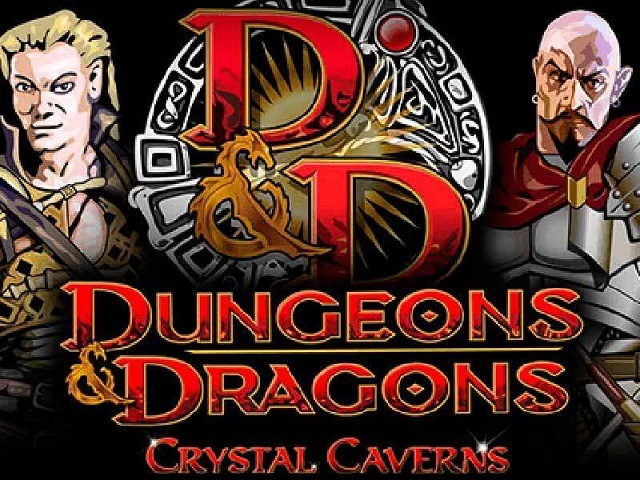 Dungeons And Dragons Crystal Caverns Slot