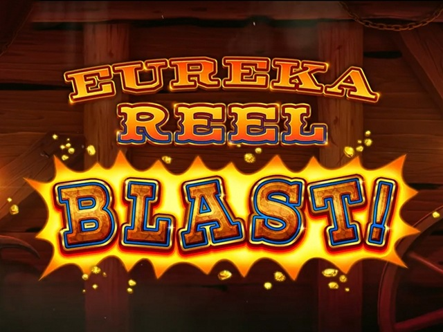 Eureka Reel Blast by SG Slot