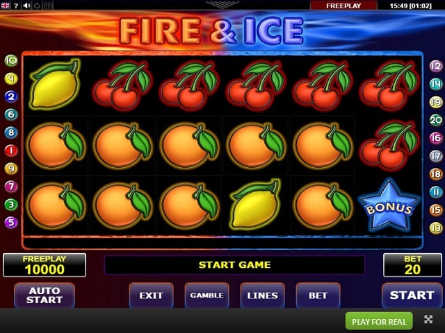 Fire And Ice Slot