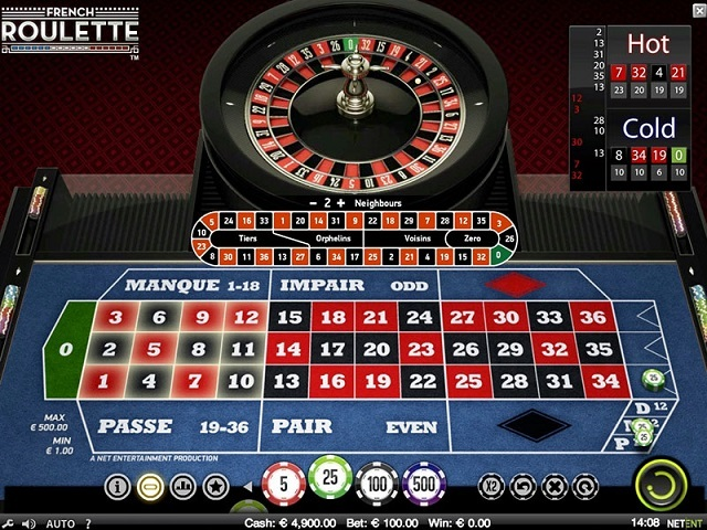 French Roulette Slot