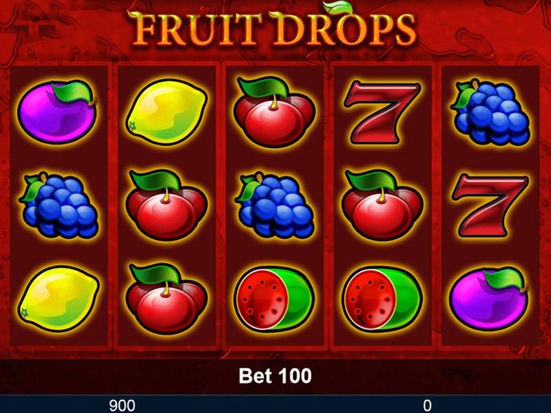 Fruit Drops Slot