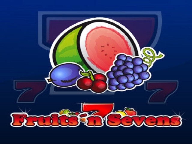 Fruits And Sevens Slot