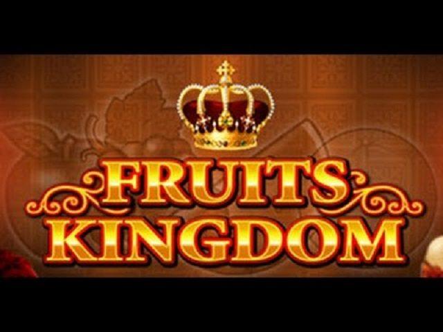 Fruits Kingdom Slot