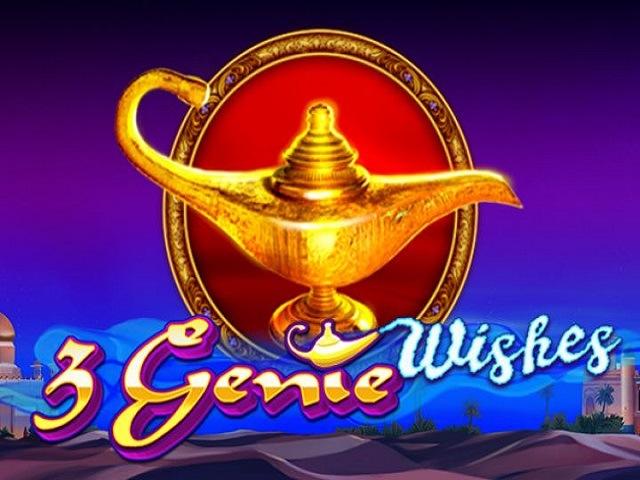 Genie Wishes Slot