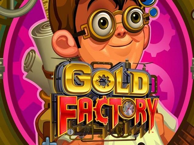 Gold Factory Slot