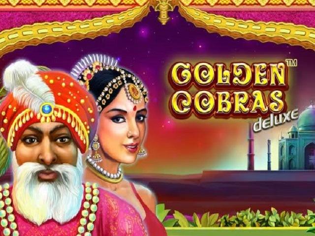Golden Cobras Deluxe Slot