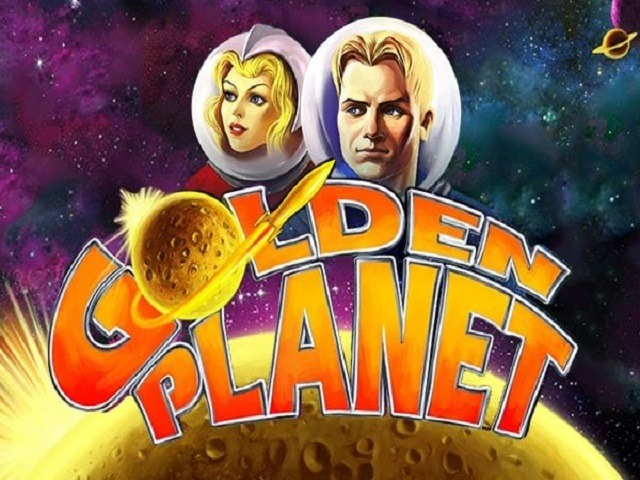 Golden Planet Slot