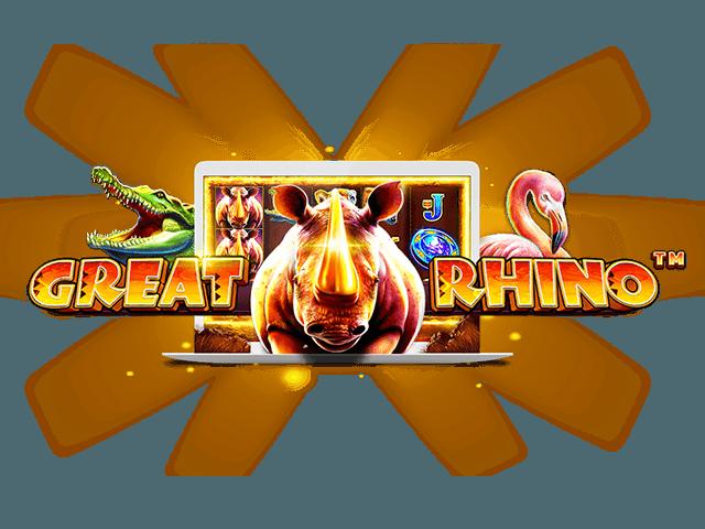 Great Rhino by Pragmatic Play Slot
