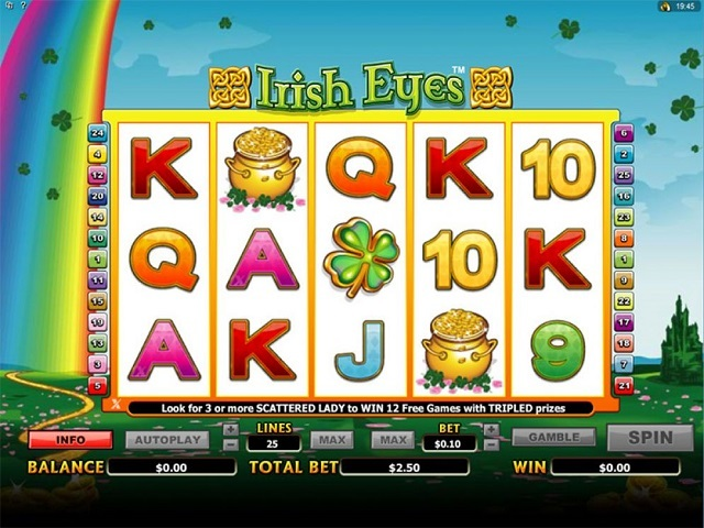 Irish Eyes Slot