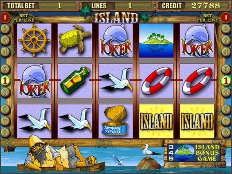 Island Slot