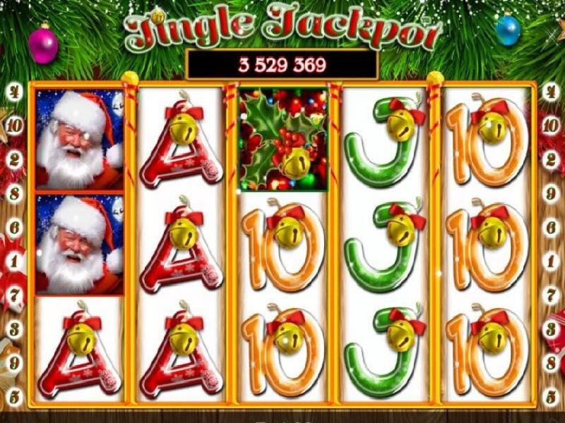 Jingle Jackpot Slot