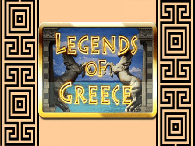Legends Of Greece Slot