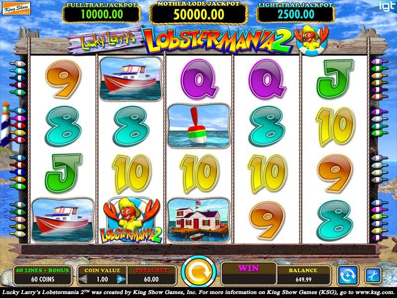 Lobstermania 2 Slot