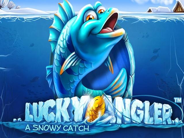 Lucky Angler: A Snowy Catch Slot