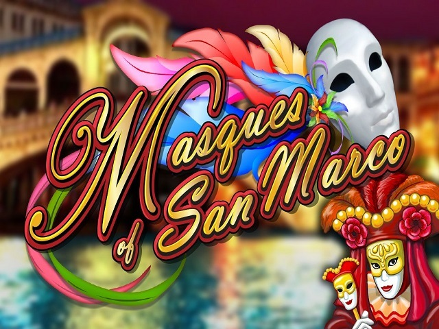 Masques Of San Marco Slot