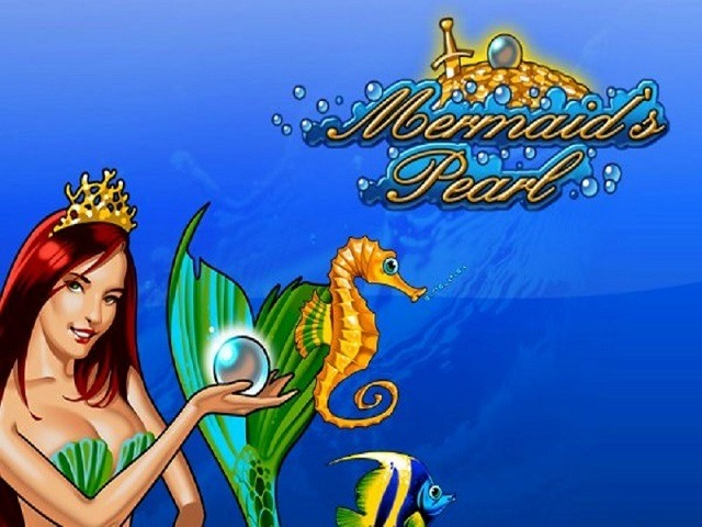 Mermaid's Pearl Deluxe Slot