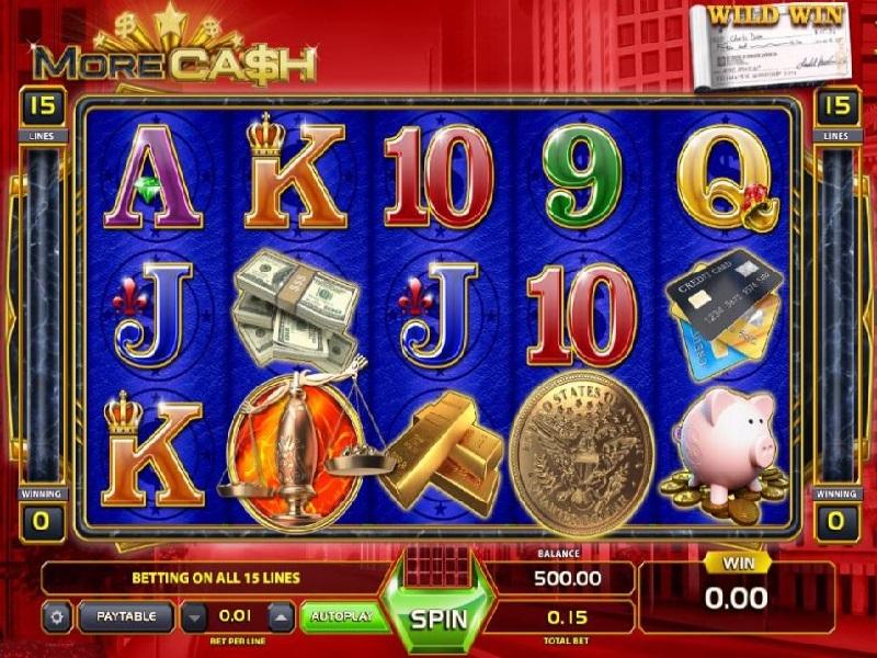 More Cash Slot