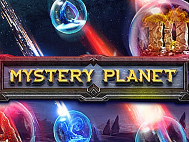 Mystery Planet Slot