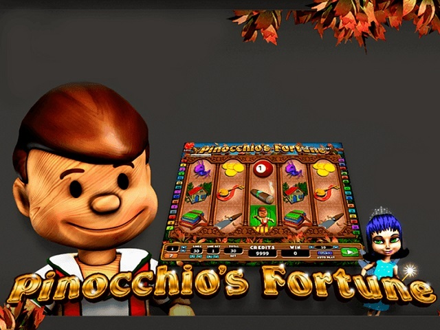 Spiele PinocchioS Fortune - Video Slots Online