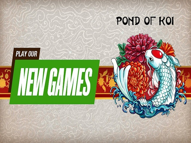 Pond Of Koi Slot