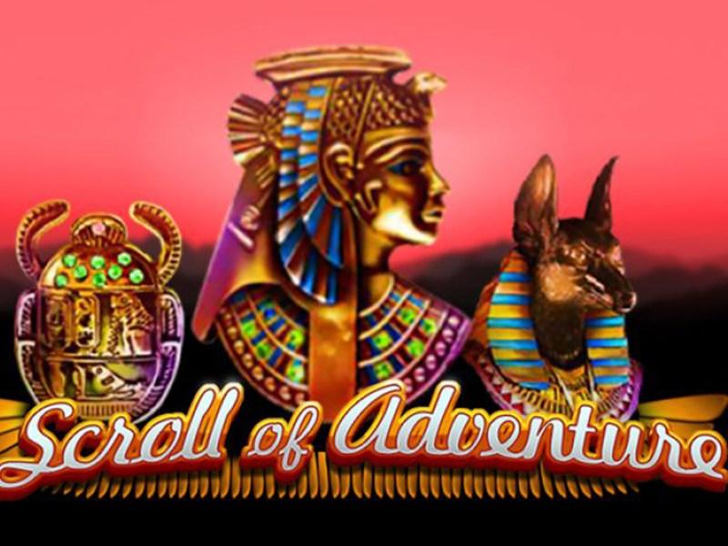 Scroll Of Adventure Slot