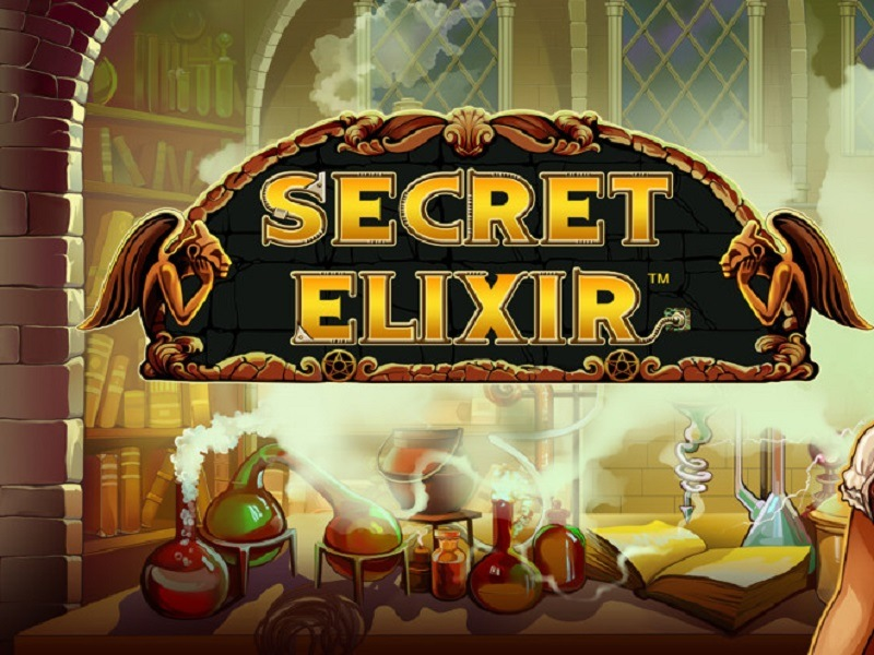 Secret Elixir Slot