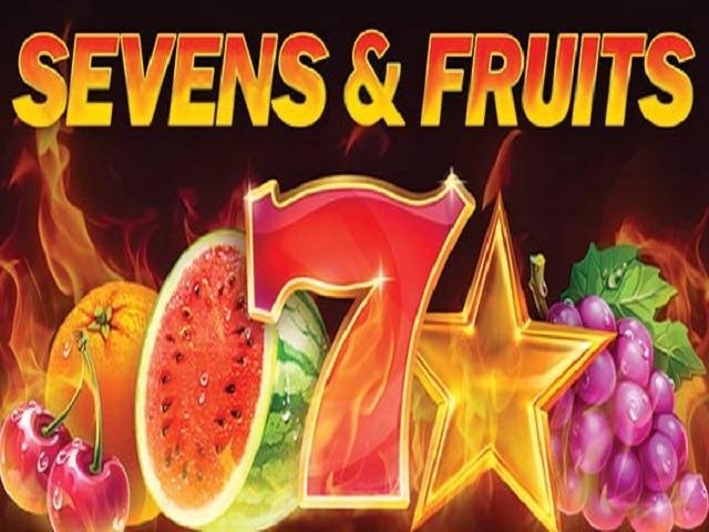 Sevens And Fruits Slot