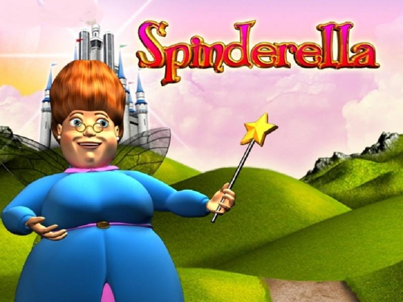 Spinderella Slot